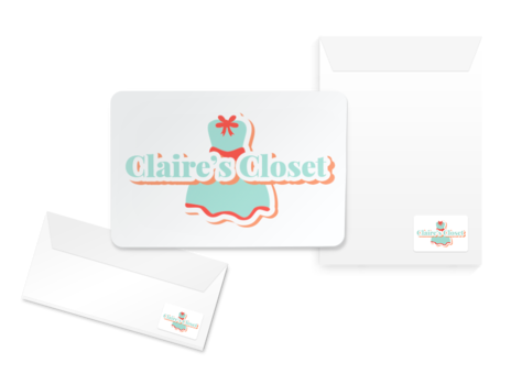 Custom Printed Rectangular Stickers