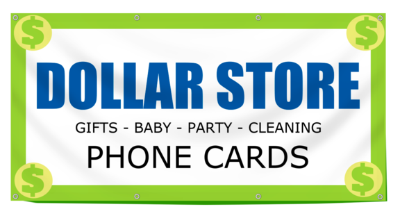 retail store boutique banners