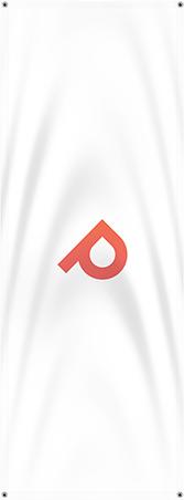 8x3 vertical banner