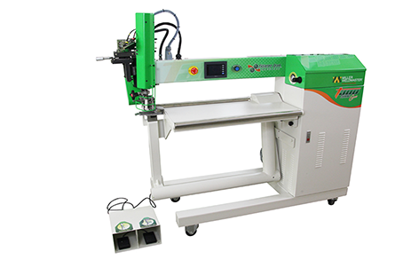Heat Welder Hemming System