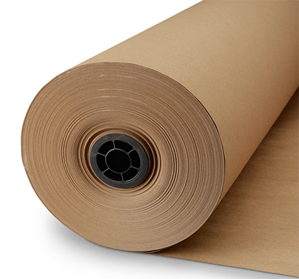 Large roll of reusable craft paper
