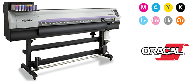 Mimaki Eco Solvent Printer