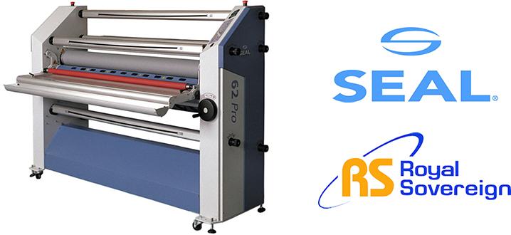 Seal 62 Pro S large format laminator