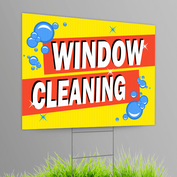 Exclusive Deals For Window Cleaners Signs Discounts On Yard Signs Magnetic Signs T Shirts