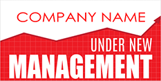 under new management banners