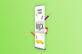econoroll banner stand