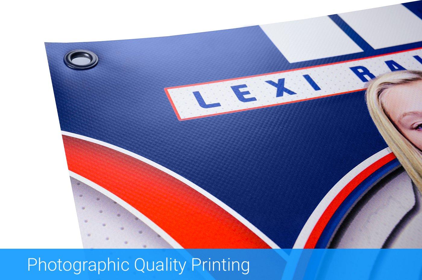 Extra Large 2x8 Feet Vinyl Banners!