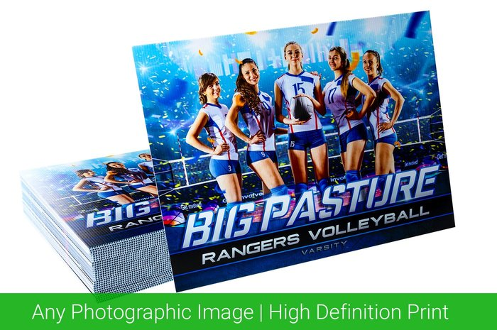 Any Photographic Image High Definition Print