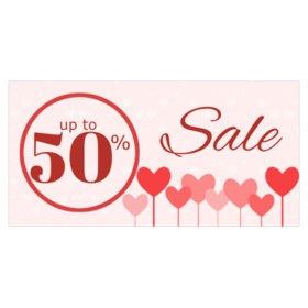discount sale hearts love - Valentine Sale
