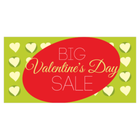 Valentine S Day Sale Banners From 9 00
