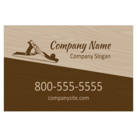 Magnetic truck signs for custom cabinet builders custom cabinet magnetic sign with plane on wood graphic reheart Image collections