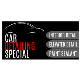 Advertise Effectively With Auto Detailing Banners