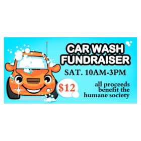 Car wash banners for Free car wash ticket template