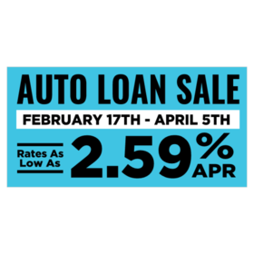 Auto Loans Banners
