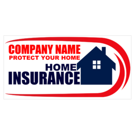 Home Insurance Banners