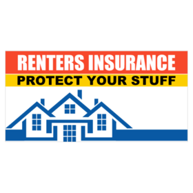 Renters Insurance Banners